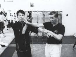 Chi Sao de Wing Chun