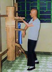 Muk Yan Jong de Wing Chun