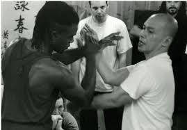Wing Chun Maestro Nino Bernardo