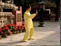 Segunda Forma Cham Kiu de Ving Tsun