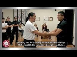Gran Maestro Leo Imamura de Ving Tsun