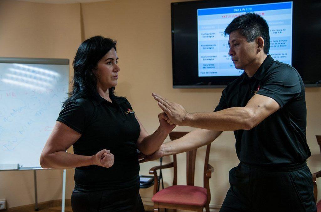 Wing Tsun Kung Fu en Madrid – Escuela para practicar